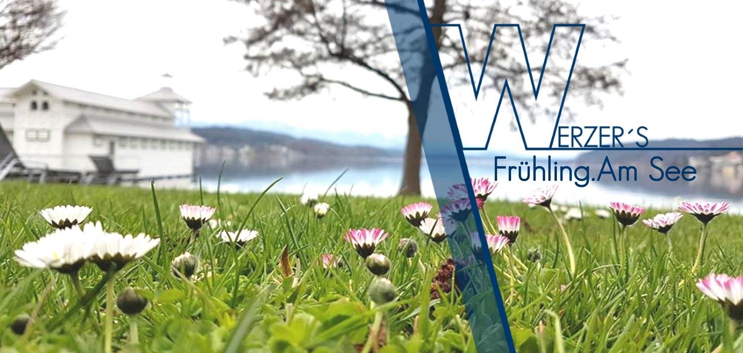 Frühling.Am See | Werzer Zuckerl von 1.-22.03.2020 um € 89 pro Person und Nacht inkl. Halbpension